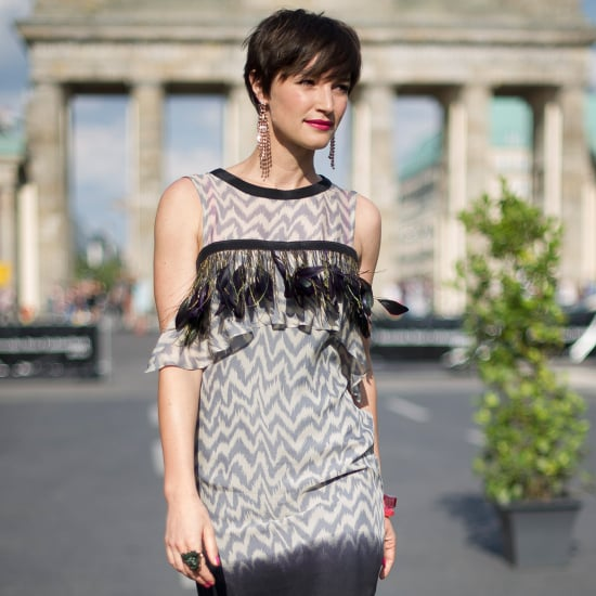 Berlin Fashion Week Brings Out Bold Street Style