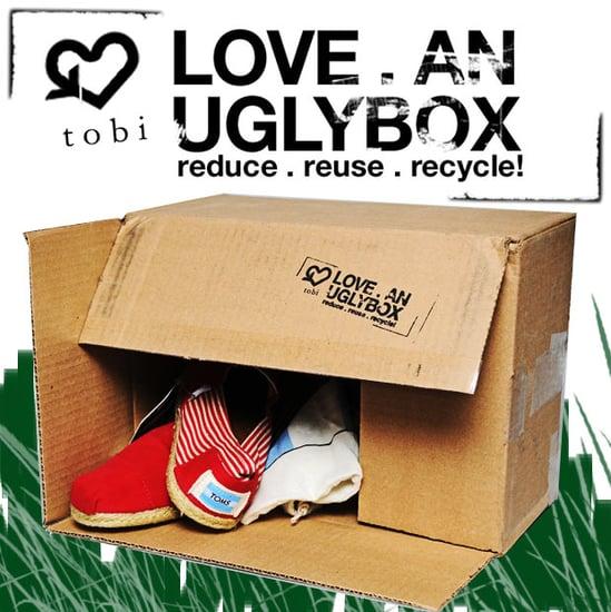On Our Radar: Tobi Loves Ugly Boxes