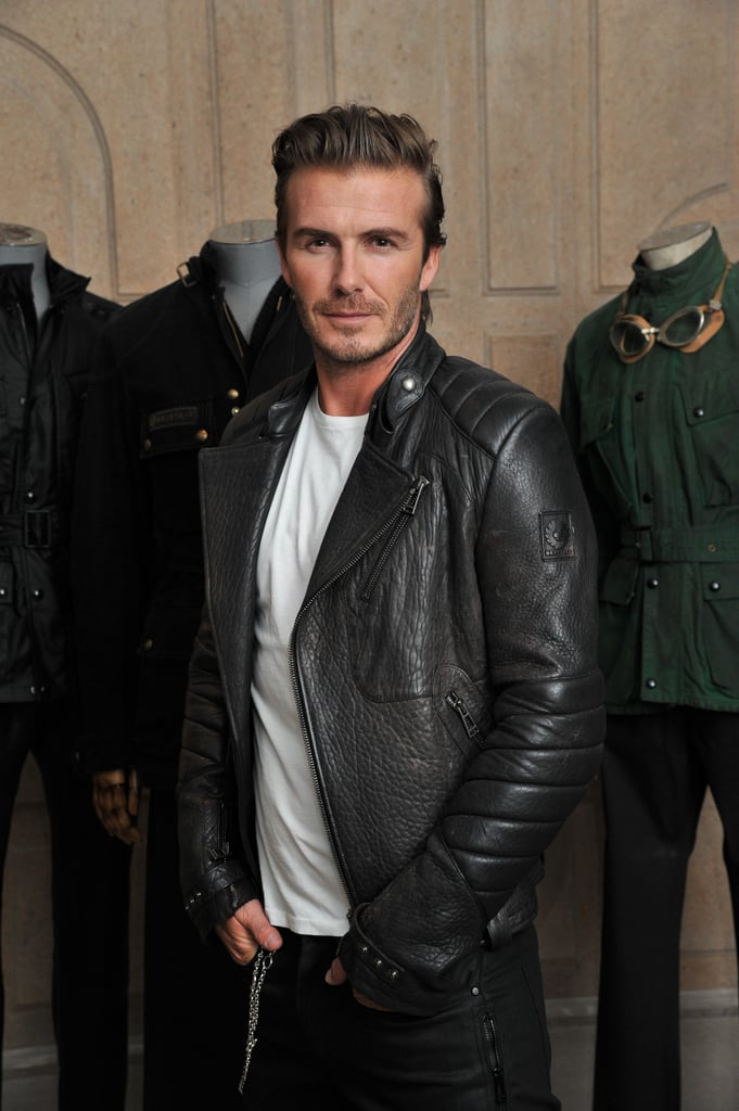 David Beckham is one of People magazine's Sexiest Men of 2013.