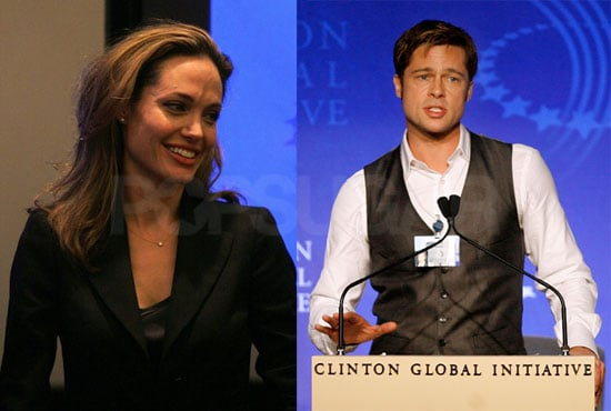 Brad & Angelina Make The Most Of Their Wednesday