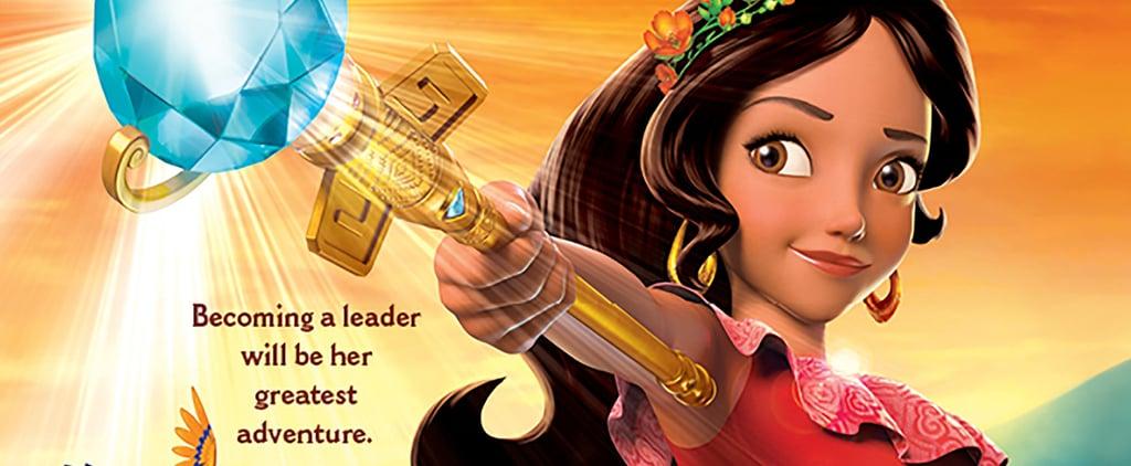 Disney's First Latina Princess Announces Her Debut Date