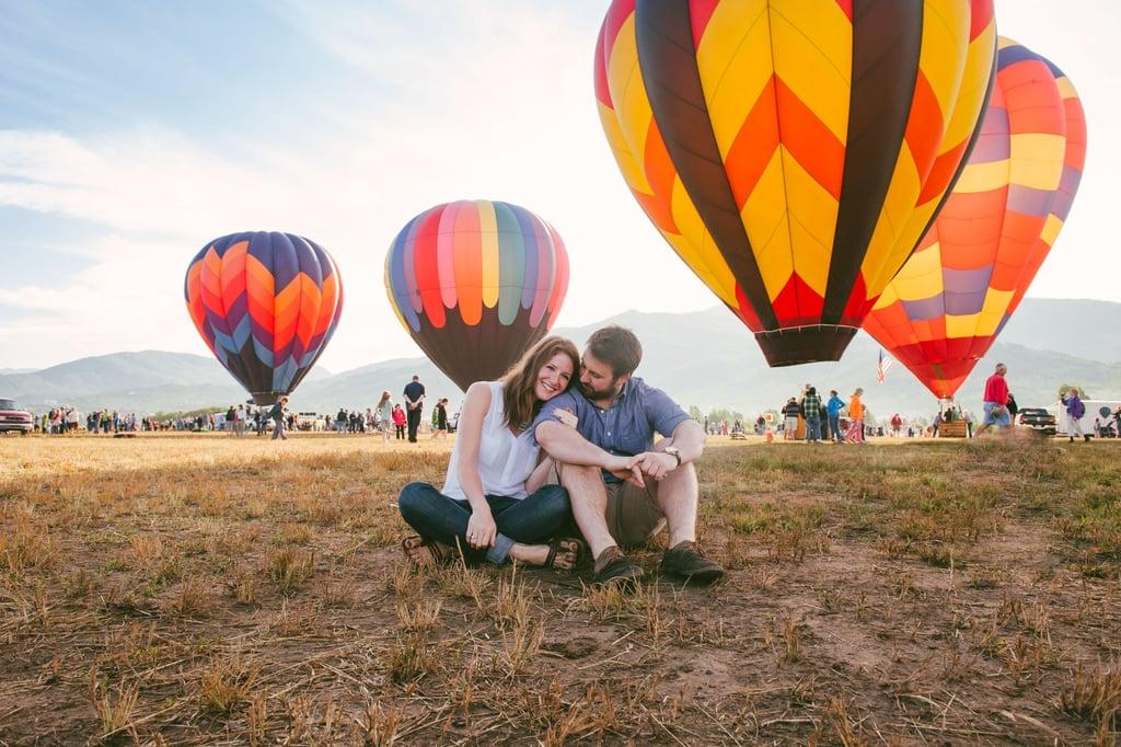 Ride in a Hot-Air Balloon