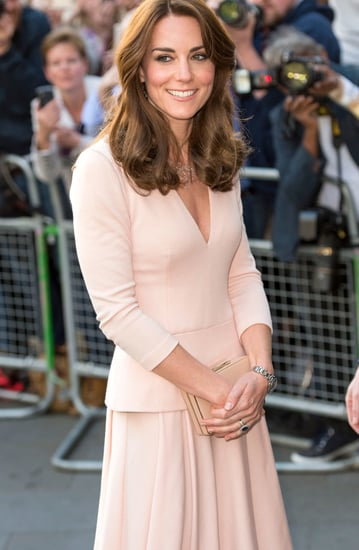 See What Kate Middleton Wore At Her British Vogue Cover Shoot