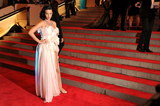 Katy Perry Named Maxim's Hottest Woman of 2010