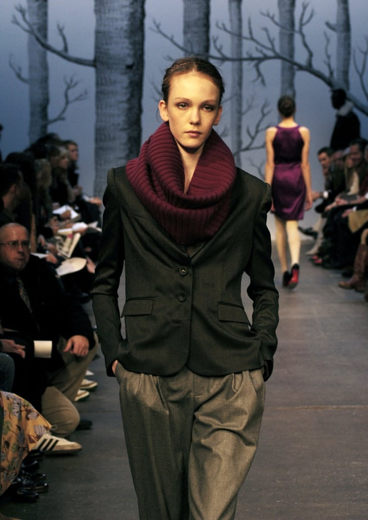 Interview With Adam Lippes and A/W 08 Runway Show