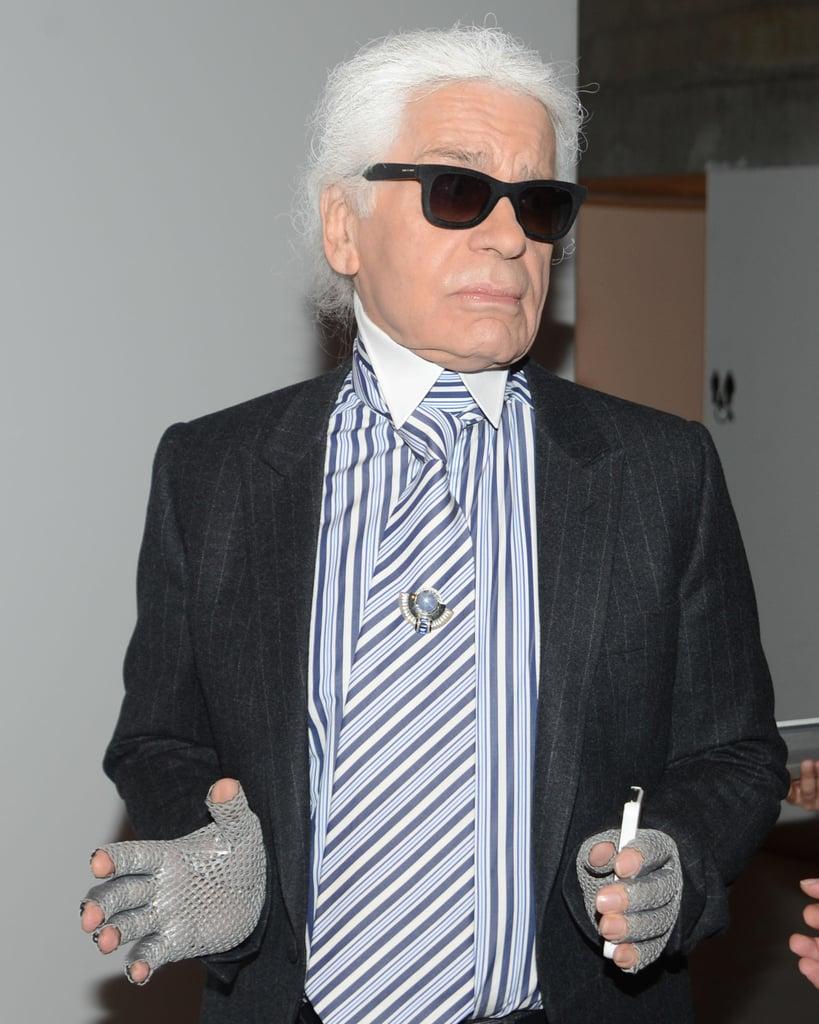 Karl on Tattoos