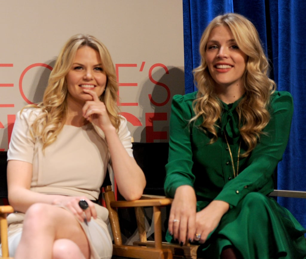 Jennifer Morrison and Busy Philipps announce the 2011 People's Choice Award nominees.