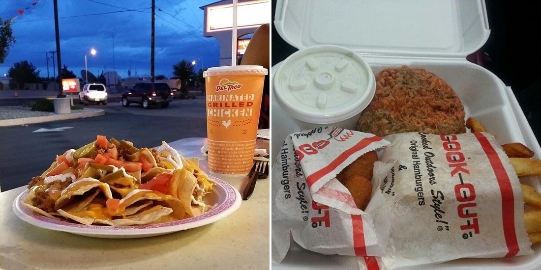 Del Taco vs. Cook-Out