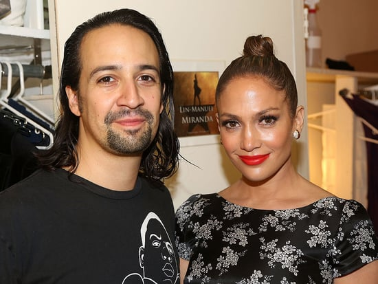 Lin-Manuel Miranda Teams Up with Jennifer Lopez for His First Post-Hamilton Performance