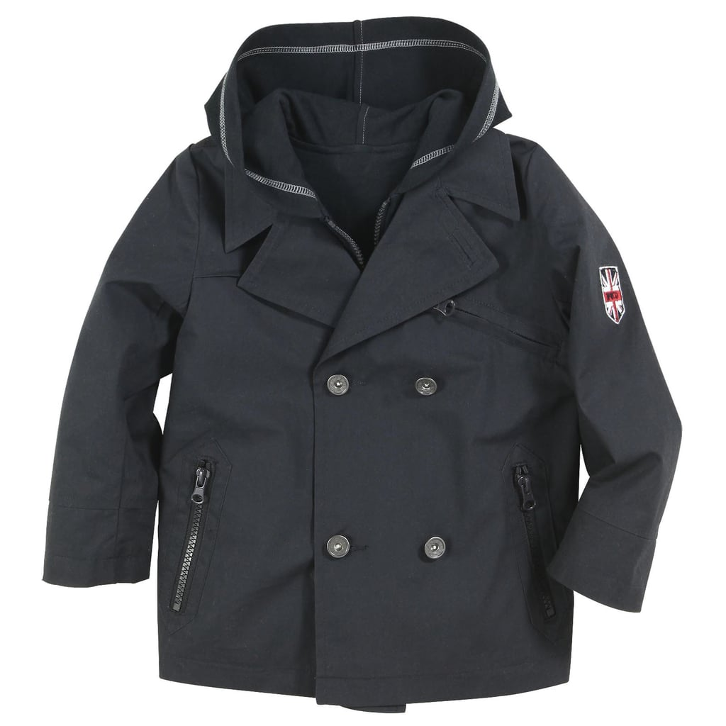 3 Pommes 2 in 1 Coat With Removable Fleece Vest ($88)