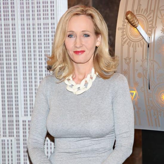J.K. Rowling's Tweet Comparing Donald Trump to Voldemort
