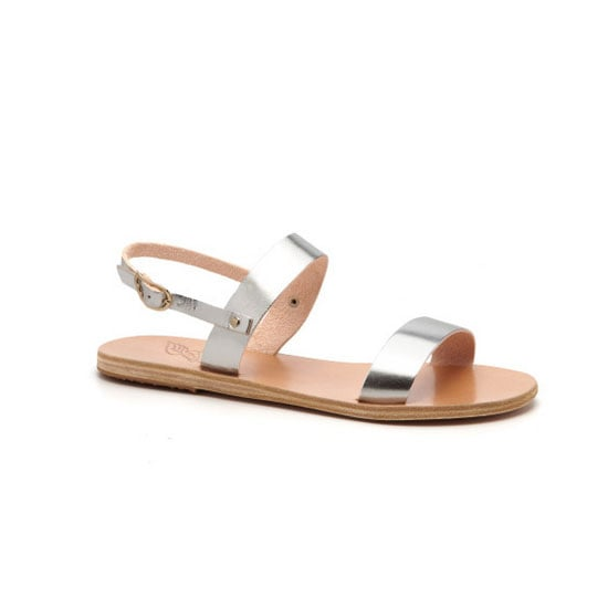 Sandals, approx $178, Ancient Greek at Moda Operandi
