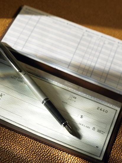 I'm Asking: How Often Do You Write Checks?