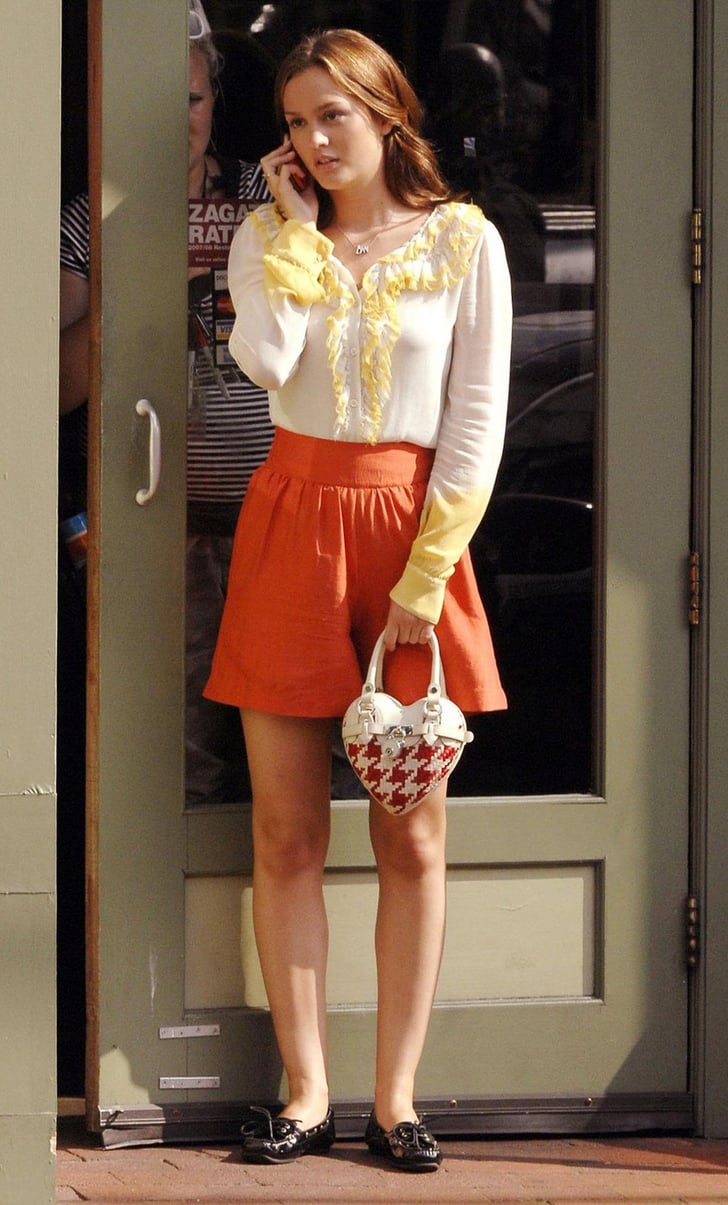 gossip girl u0026 39 s leighton meester uses orange lg env cell