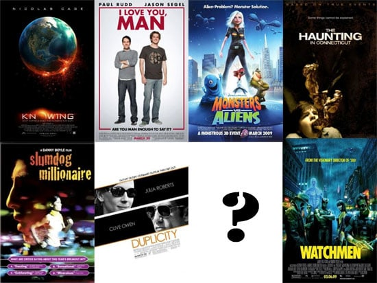 What Movie Will You See in Theaters This Weekend?