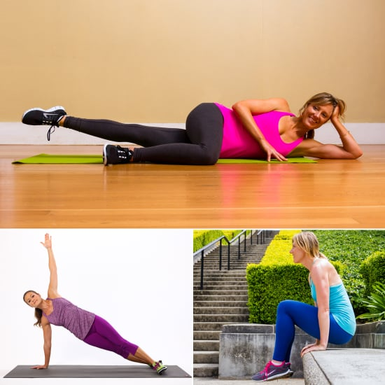 No-Excuses Workout: 10-Minute TV Tone-Up