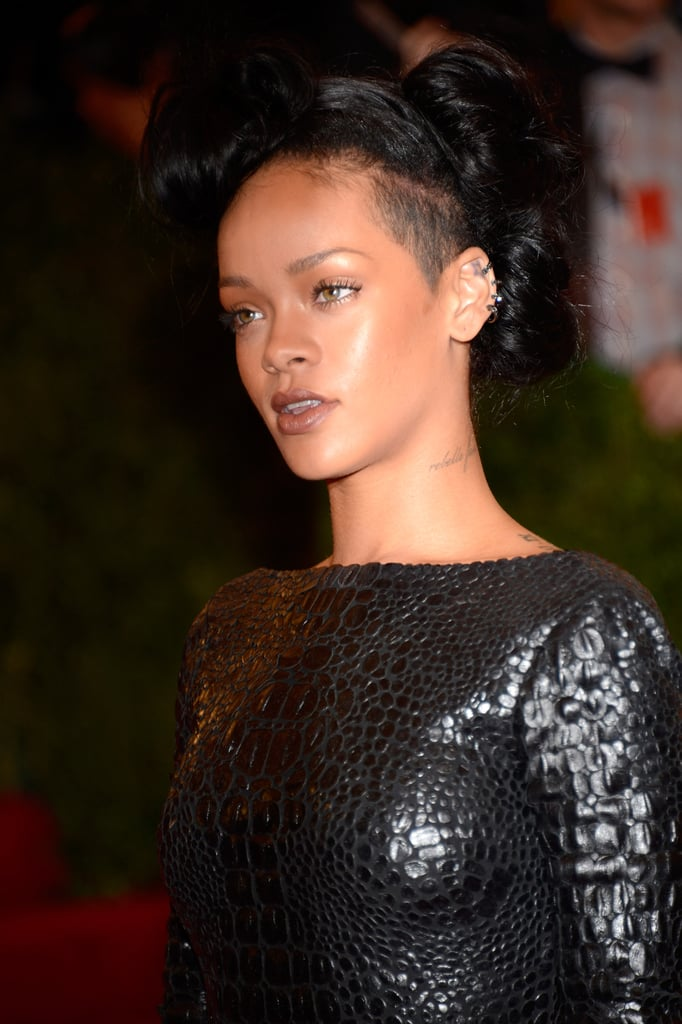 Rihanna was beautiful in a Tom Ford.