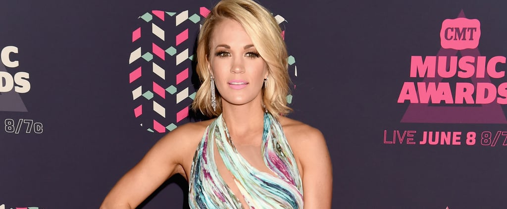 Carrie Underwood Wore the 1 Dress You'll Want For All Your Summer Weddings