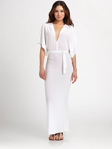 Norma Kamali Obie Cover-Up Gown