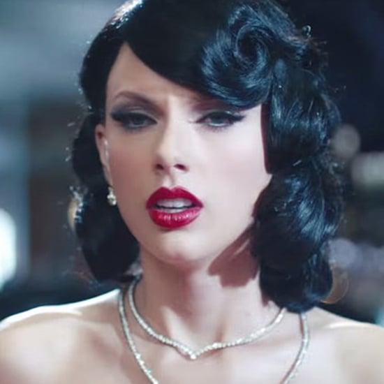 "Taylor Swift's Pink Dress in ""Wildest Dreams"" Video"