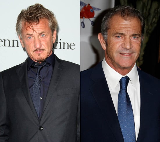Sean Penn and Mel Gibson to star in The Professor and the Madman together