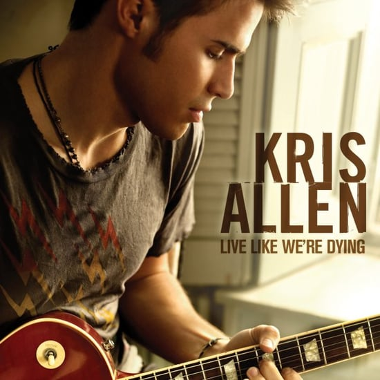 """Link Time: Watch Kris Allen's Video For """"Live Like We're Dying"""""""