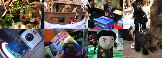 Daily Tech: Toy Fair Offers Grim Outlook