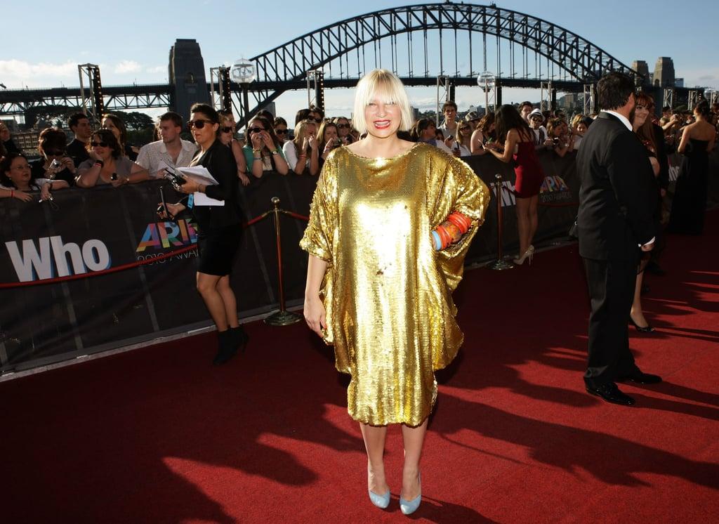 2010: Sia Furler