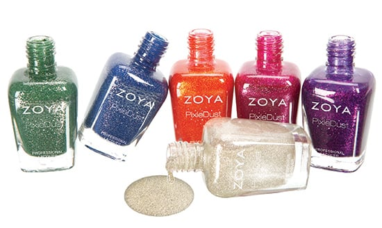 You swath your body in cashmeres and satins in the Fall, so why not do the same for your nails? Zoya's Cashmeres and Satins Fall collection ($8 each) has deep, delicious shades you won't be able to wait for.
