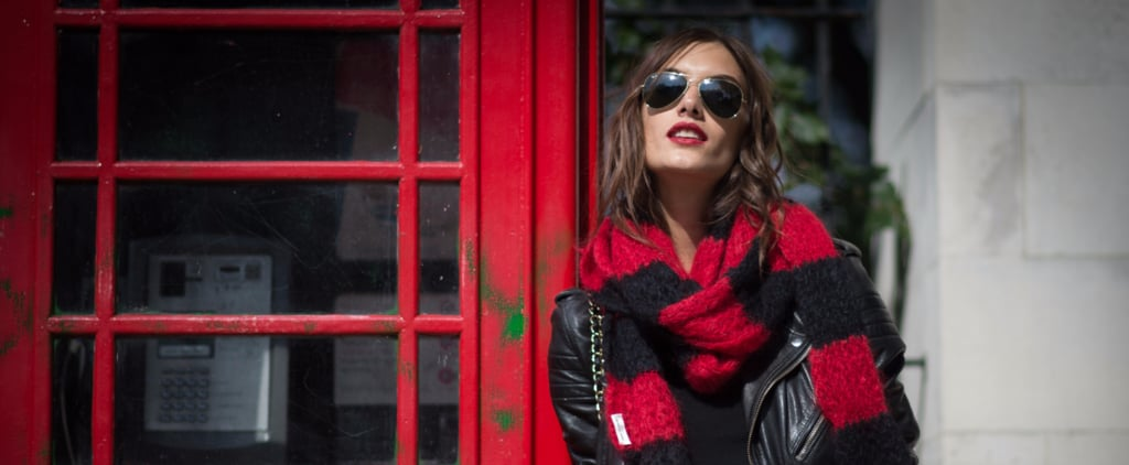 30 Ways to Wear Scarves Differently Every Day This Month