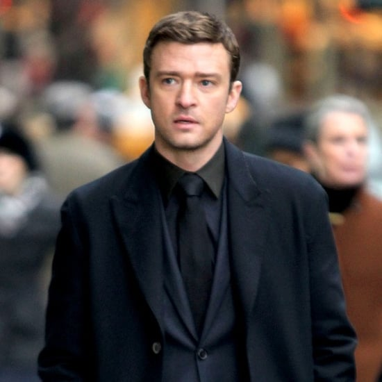 Justin Timberlake Filming Runner, Runner in NYC   Pictures