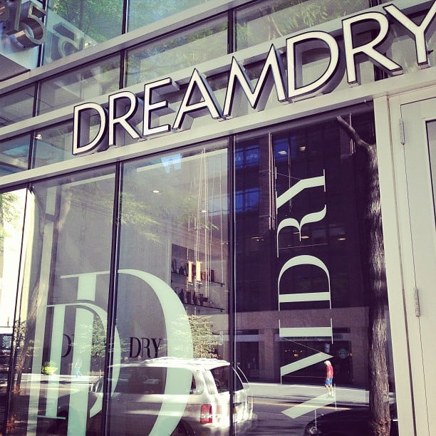 DreamDry salon is opening its latest location just in time for New York Fashion Week.