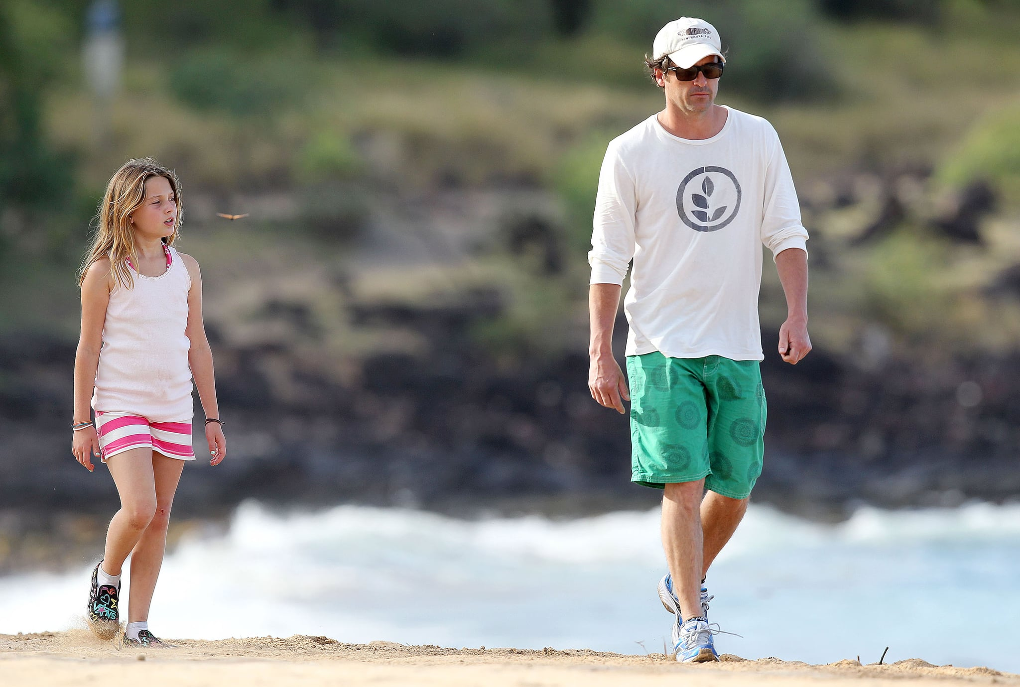 Patrick Dempsey Embraces the Spirit of Aloha on Vacation