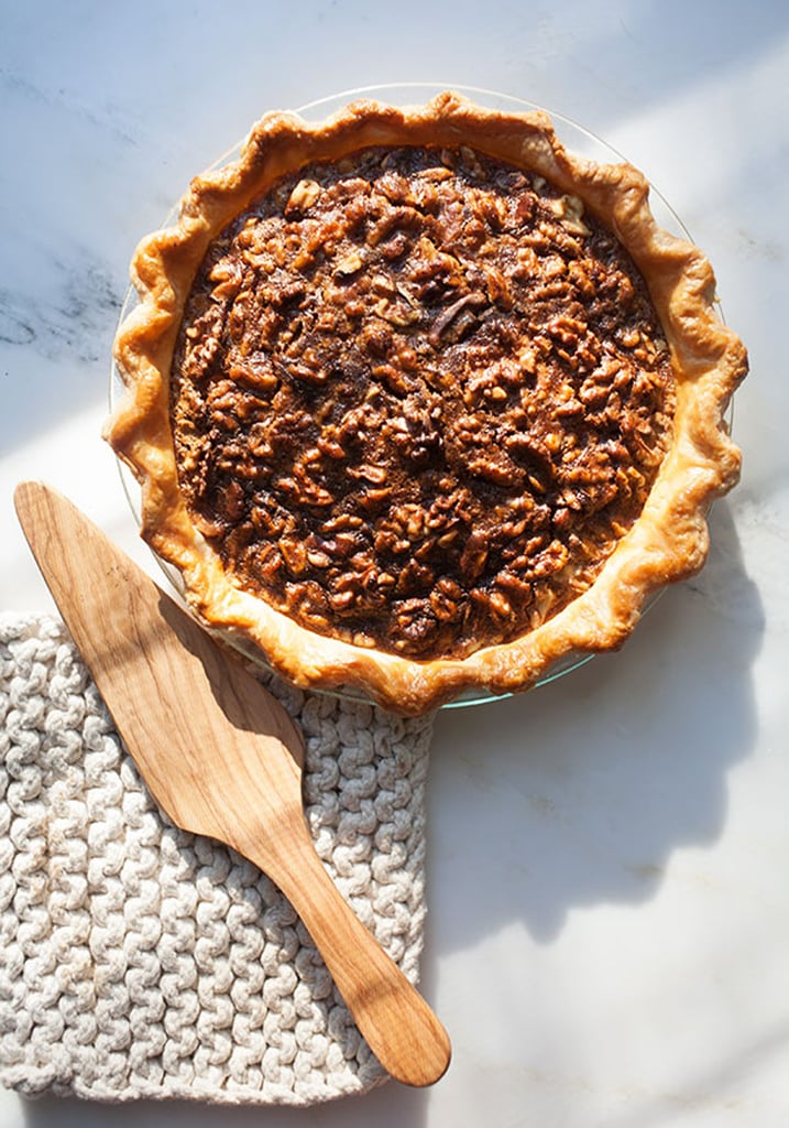 Walnut and Angostura Pie