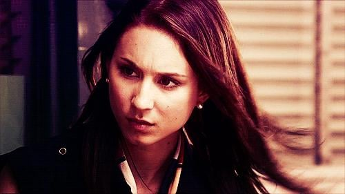 Spencer's Death Stare