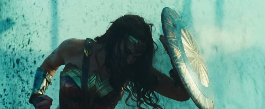 The First Full Wonder Woman Trailer Is Here, and It's Really Frickin' Badass