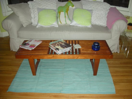 Casa Quickie: A Low-Budge Rug