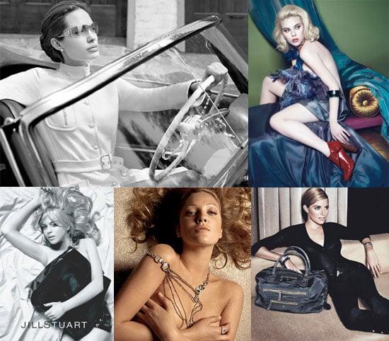 Celebrity Models of 2007