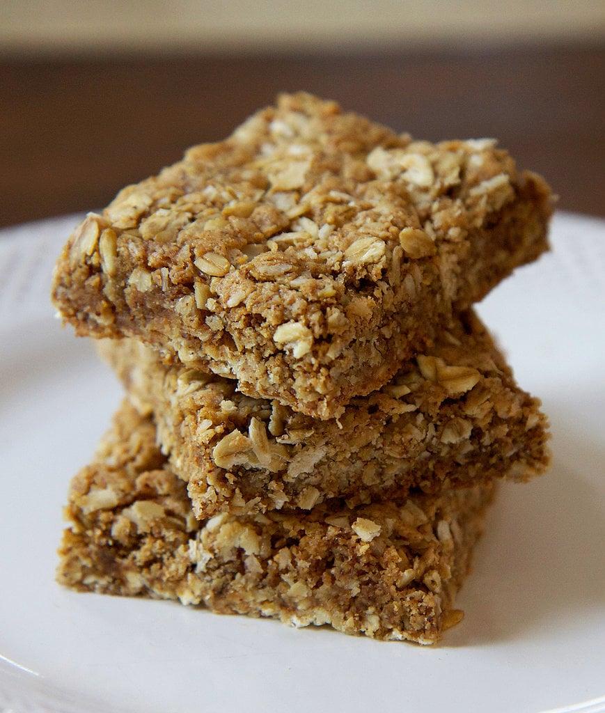 Oatmeal Protein Bars