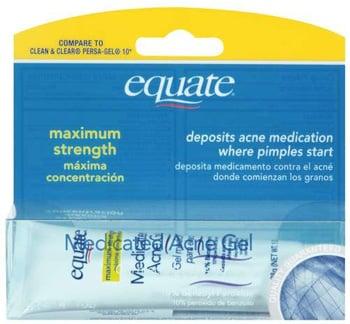 FDA Recalls DG Maximum Strength Acne Medicated Gel, Equate: Medicated Acne Gel and Kroger Acne Gel