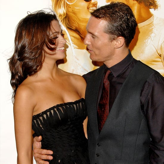 Matthew McConaughey and Camila Alves Quotes About Each Other