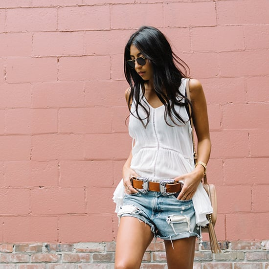 Chic Ways to Wear Shorts in the Summer