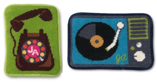 Jonathan Adler Gadget Cases Make Needlepoint Modern