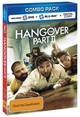 Win 1 of 3 Hangover Part II Prize Packs in Our PopSugar Giveaway