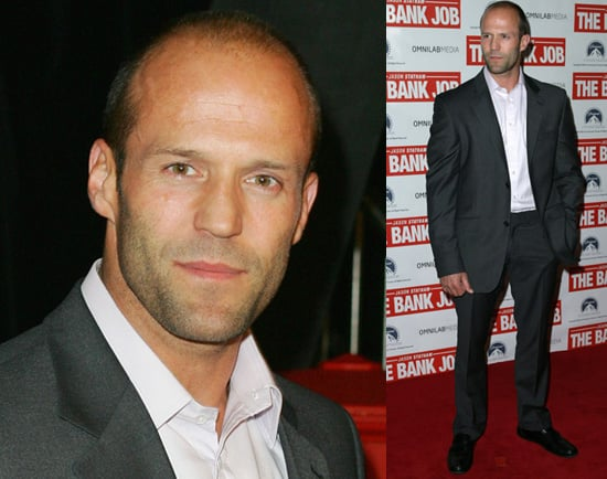 Photos Of Jason Statham At The Bank Job Premiere In Sydney