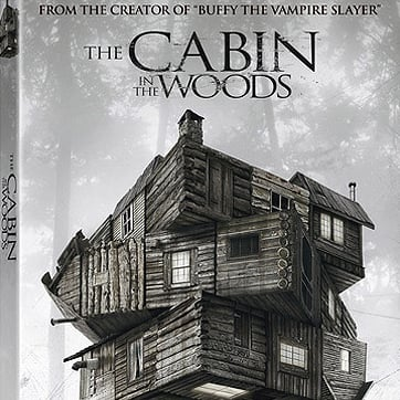 Cabin in the Woods DVD Release