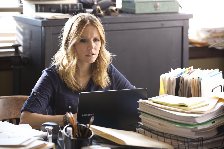 Veronica (Kristen Bell) gets back in the crime-solving saddle.