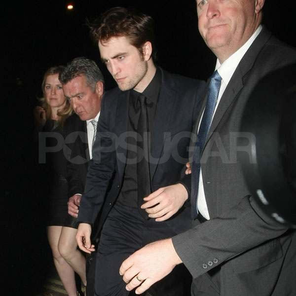 Robert Pattinson and Reese Witherspoon Enjoy a Private Post-Premiere Party