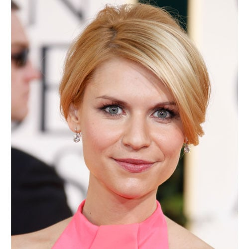 Claire Danes at Golden Globes 2011
