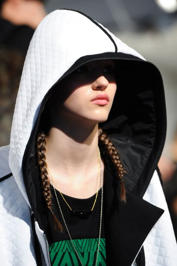 Kenneth Cole Brings Cornrows to the Runway
